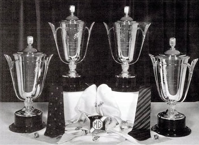 Nuffield Cups